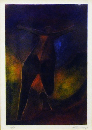 Rufino TAMAYO - Print-Multiple - UNTITLED