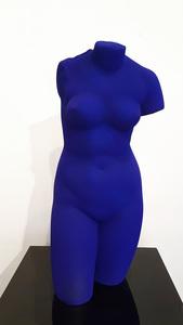 Yves KLEIN - Escultura - Vénus d'Alexandrie (Vénus bleue, S41)