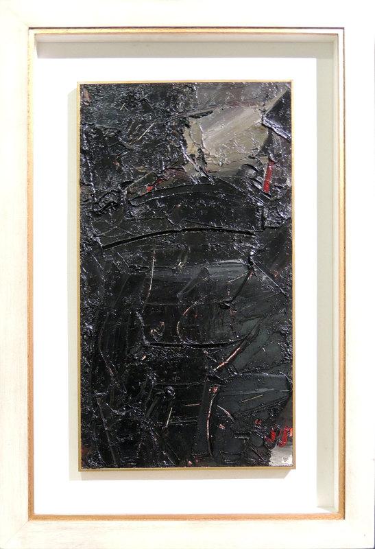 Piero RUGGERI - Painting - La Barasetto di notte