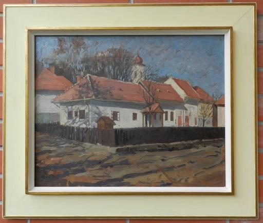Viliam Euzéb MOUSSON - Pintura - Trencin
