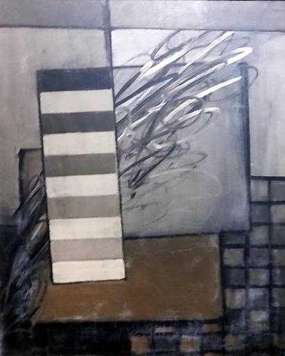 Santiago MONTES - Gemälde - ST