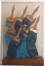Fernandez ARMAN - Print-Multiple - Les brosses bleues