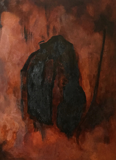 Francis MOREAU - Peinture - SANS TITRE