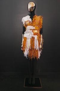 Lena MALEVITIS - Sculpture-Volume - Silùet IV