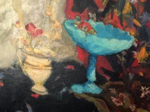 Guillemette MORAND - Pintura - Nature morte