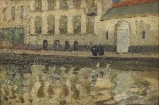 Hayley LEVER - Painting - Paris