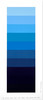 Kyong LEE - Painting - Emotional color chart 099
