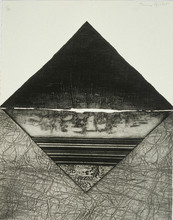 James GUITET - Print-Multiple - de la série courtepointes