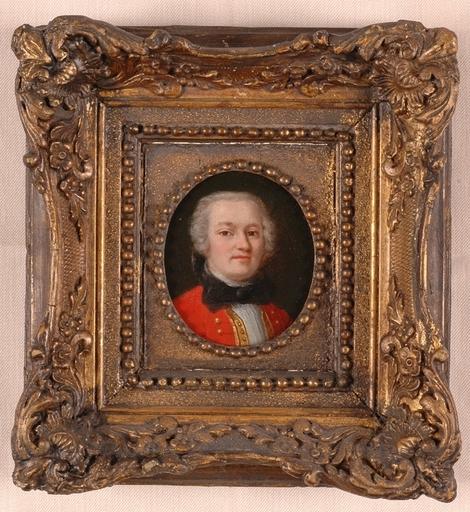 Pietro LONGHI - Miniature - Oil Miniature, Sotheby's NY