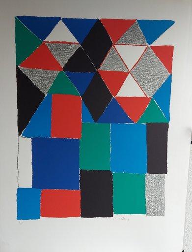 Sonia DELAUNAY - Print-Multiple - SCOTTISCH