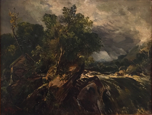 Alfred William PARSONS - Peinture - Paesaggio
