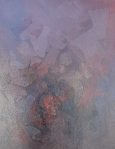Carlo MARANGIO - Gemälde - Abstrait