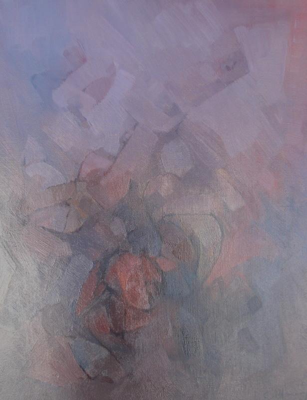 Carlo MARANGIO - Painting - Abstrait