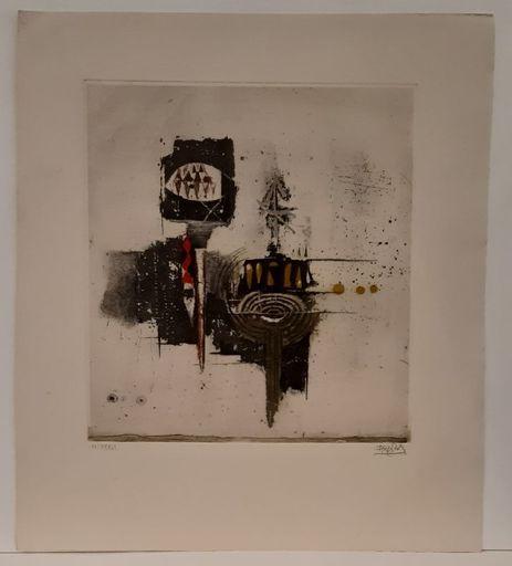 Johnny FRIEDLAENDER - Print-Multiple - Sans titre