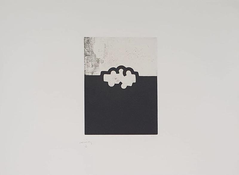 Eduardo CHILLIDA - Print-Multiple - Homenaje a Omar Khayyam