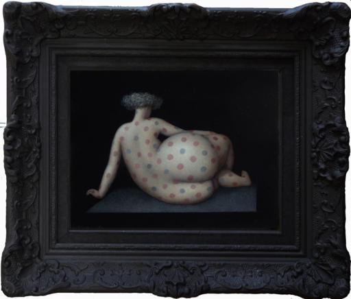 Jeanne LORIOZ - Painting - Gommettes