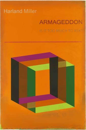 Harland MILLER - Print-Multiple - Armageddon (Medium)