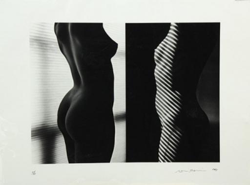Ralph GIBSON - Print-Multiple - Nu