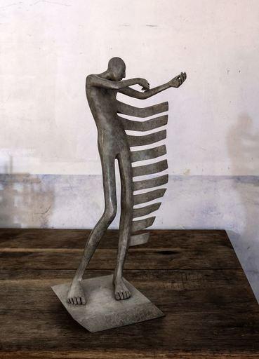 Isabel MIRAMONTES - Sculpture-Volume - Berce mon coeur