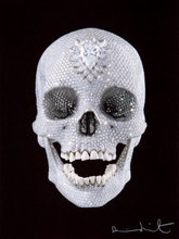 Damien HIRST (1965) - For the Love of God, Believe