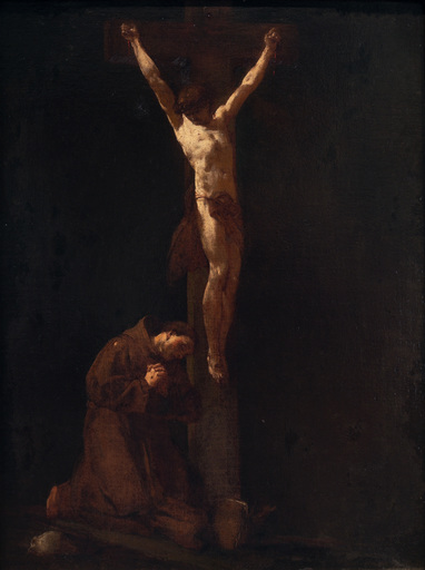Giulia LAMA - Pittura - The Crucifixion