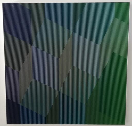 Sandi RENKO - Gemälde - Metrikvadrat 915
