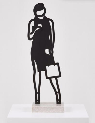 Julian OPIE - Escultura - Telephone