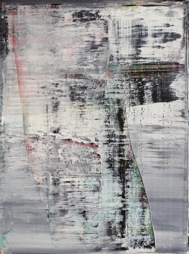 Harry James MOODY - Peinture - Abstract Zen No.462