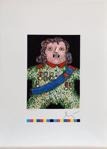 Enrico BAJ - Print-Multiple - Enrico
