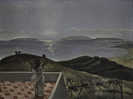 Giovanni COLACICCHI - Gemälde - Mediterraneo