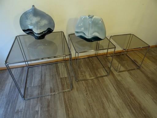Max SAUZE - tables gigognes