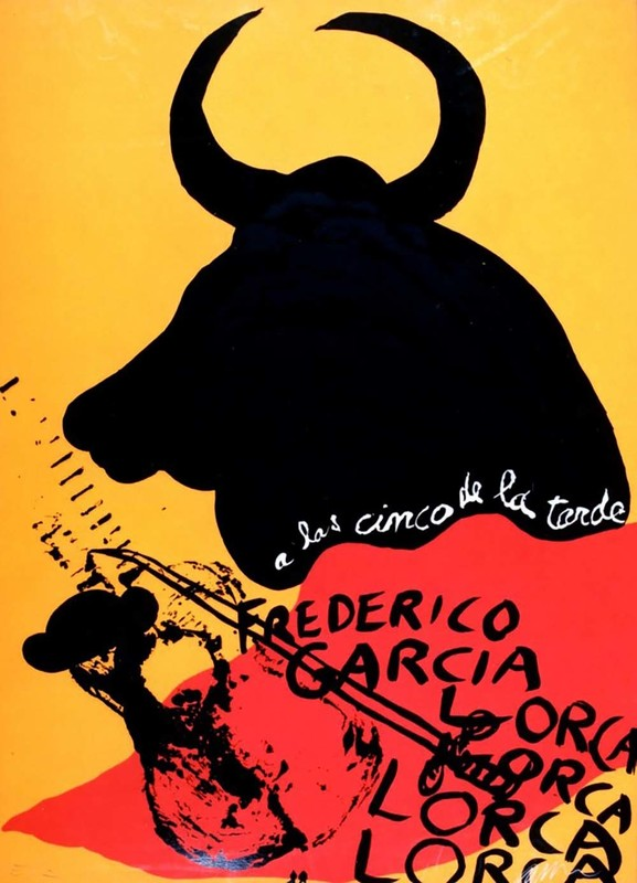 Fernandez ARMAN - Druckgrafik-Multiple - Homage to Federico Garcia Lorca