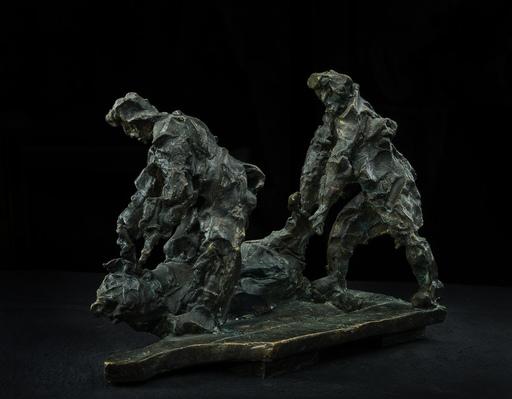 Sasha SVIYAZOV - 雕塑 - October Piggy