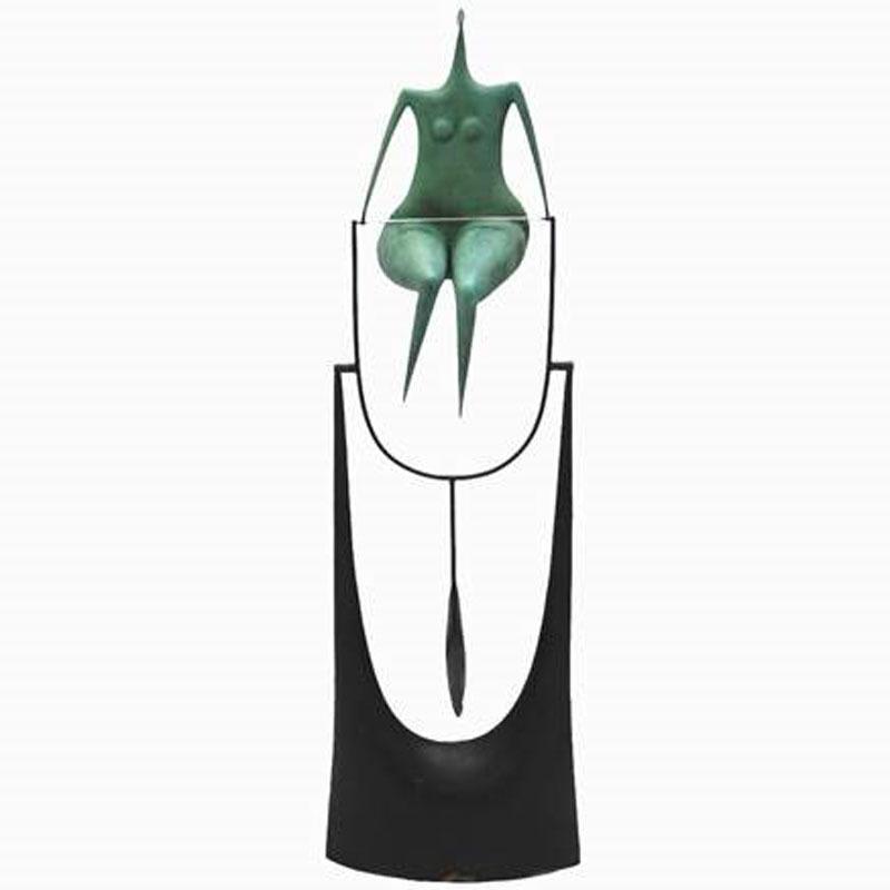 Philippe HIQUILY - Sculpture-Volume - La Grande Galipette,