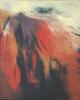 Costa LEFKOCHIR - Painting - L'opéra du Feu I