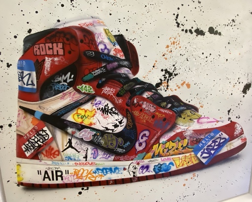 ONEMIZER - Painting - Nike Tam Air