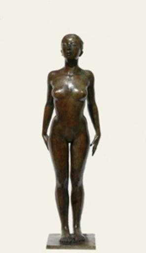 Jacques COQUILLAY - Skulptur Volumen - Patricia