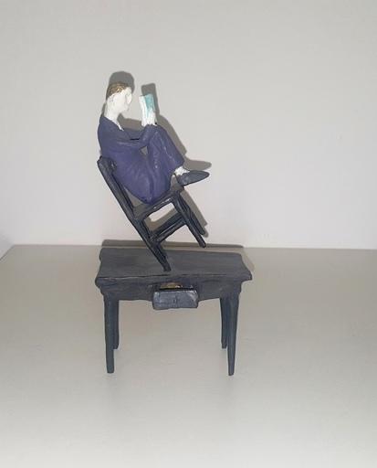 Pino DEODATO - Skulptur Volumen - Precario