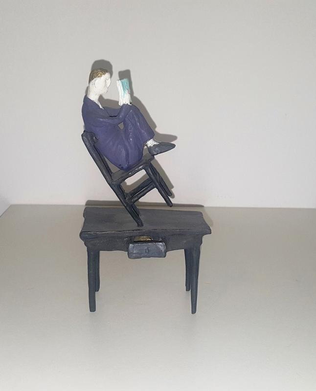 Pino DEODATO - Escultura - Precario