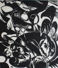 Franz MARC - Print-Multiple - Creation I | Schöpfungsgeschichte I