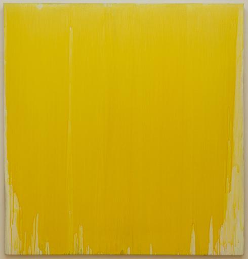 Joseph MARIONI - Painting - KOMPOSITION IN GELB