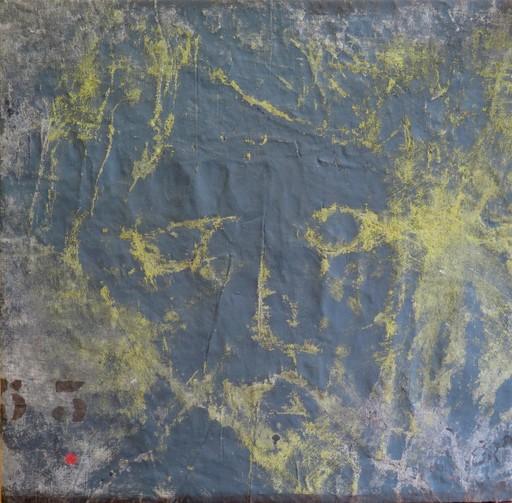 Gilles RIEU - Painting - Série des anti-portraits
