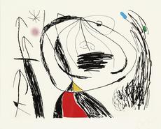 Joan MIRO - Print-Multiple - Serie Mallorca V