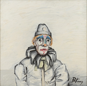 Franz PRIKING, Clown