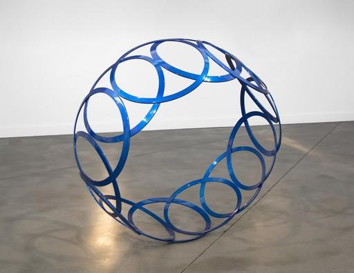 Shayne DARK - Sculpture-Volume - Circular Motion
