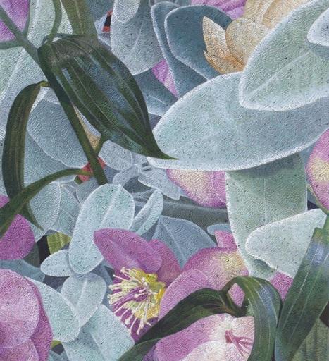 Yves CLERC - Painting - N°382