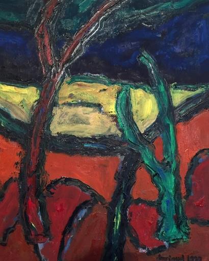 Christian DURIAUD - Pintura - Paysage