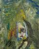 Eugène LEROY - Pittura - Untitled