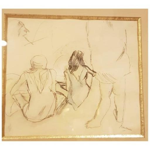 Jules PASCIN - 水彩作品