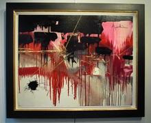 Georges MATHIEU - Peinture